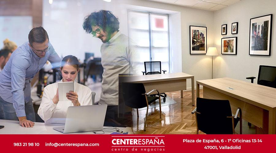 coworking centro de negocios