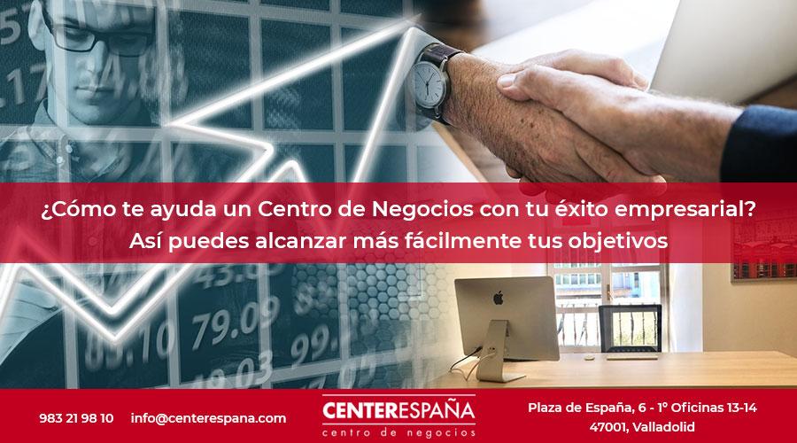 Exito empresarial coworking